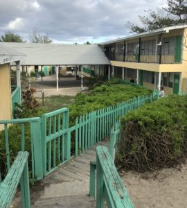 image of school where scope of work was completed